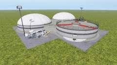 La producción de biogás