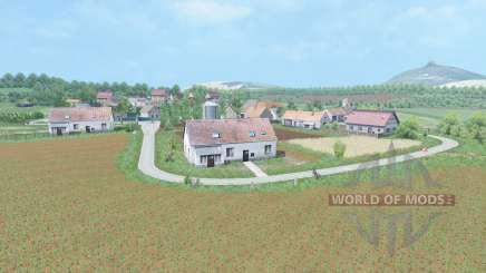 Czech Valley v1.1 para Farming Simulator 2015