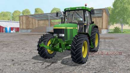 John Deere 6810 animation parts para Farming Simulator 2015