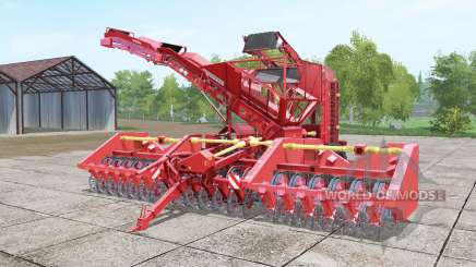 Grimme Rootster 604 18 row para Farming Simulator 2017