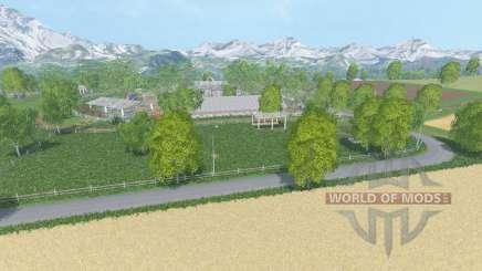 Beskidy v1.1 para Farming Simulator 2015