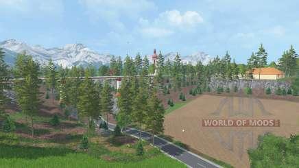 Beskidy para Farming Simulator 2015