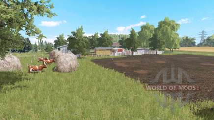 Mala Dedina para Farming Simulator 2017