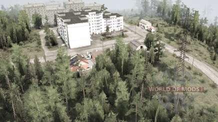 Work Port para MudRunner