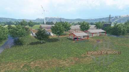 Alita Farm para Farming Simulator 2015