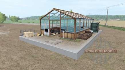 Greenhouse para Farming Simulator 2017