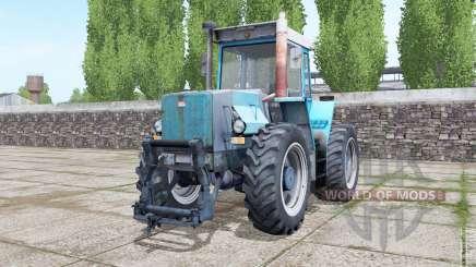 HTZ 16331 azul suave para Farming Simulator 2017
