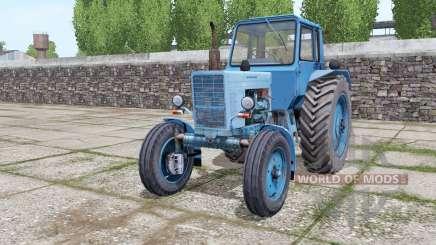 MTZ 80 Belarús animación de piezas para Farming Simulator 2017