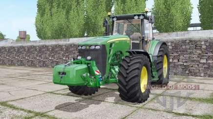 John Deere 8430 configure para Farming Simulator 2017