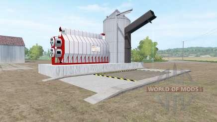 Multi Interim Storage v3.2 para Farming Simulator 2017