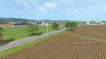 Kujawska Dolina para Farming Simulator 2015