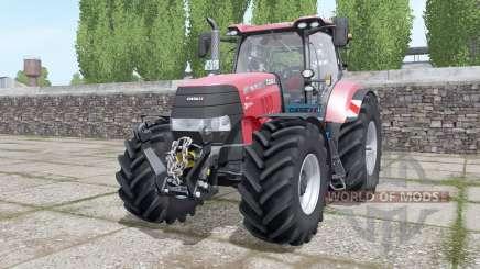 Case IH Puma 230 CVX Michelin tyres para Farming Simulator 2017