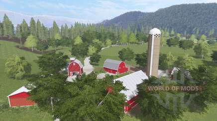 Genesee Acres v1.1 para Farming Simulator 2017