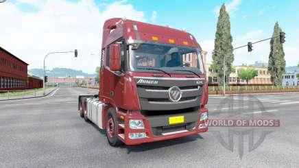 Foton Auman GTL 2012 para Euro Truck Simulator 2