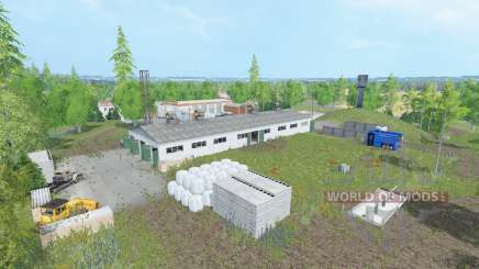 Lithuania para Farming Simulator 2015