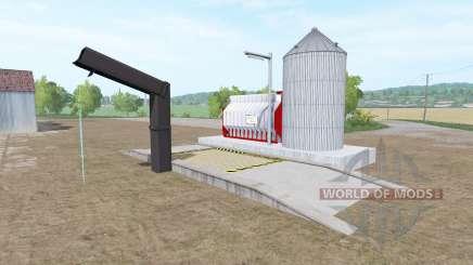 Multi Interim Storage v3.0 para Farming Simulator 2017
