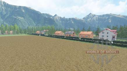 Fichtelberg para Farming Simulator 2015