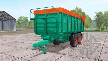Aguas-Tenias TAT22 lime green para Farming Simulator 2017
