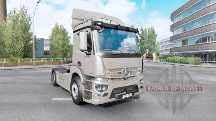 Mercedes-Benz Antos 1840 2012 para Euro Truck Simulator 2