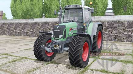 Fendt 716 Vario TMS wheels selection para Farming Simulator 2017