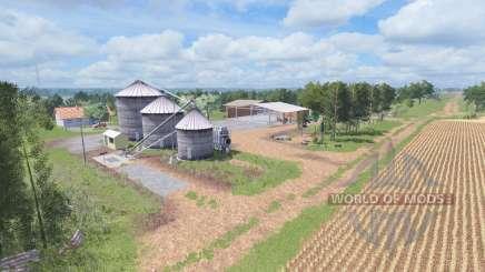 AgroWest v1.1 para Farming Simulator 2017