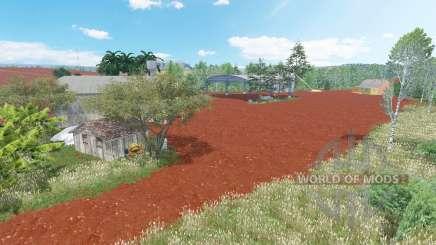 Fazenda Monte Alegre para Farming Simulator 2015