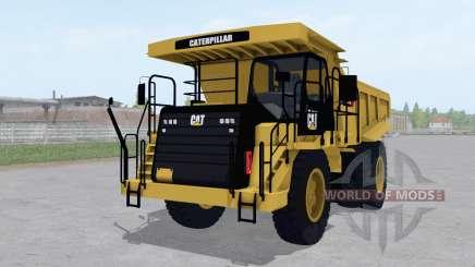 Caterpillar 773G 2011 para Farming Simulator 2017