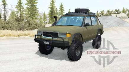 Gavril Roamer off-road parts para BeamNG Drive