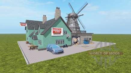 Noodle Factory Production para Farming Simulator 2017