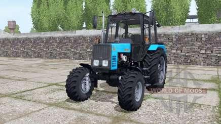 MTZ 892 Belarús control interactivo para Farming Simulator 2017