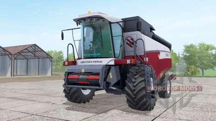 Akros 530 selección del motor para Farming Simulator 2017