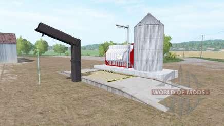 Multi Interim Storage v3.1 para Farming Simulator 2017