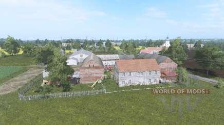 Dolnoslaska Wies v1.2 para Farming Simulator 2017