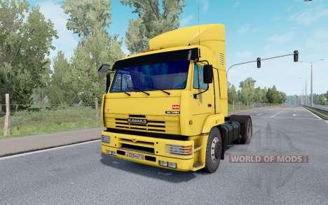 КᶏмАЗ 5460 para Euro Truck Simulator 2