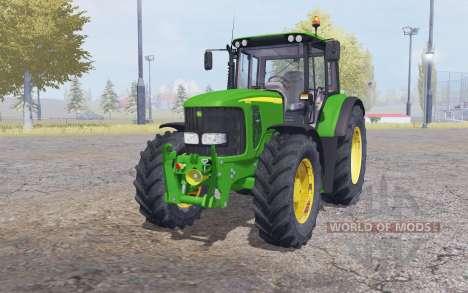 John Deere 6620 front loader para Farming Simulator 2013