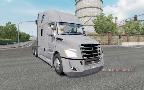 Freightliner Cascadia 2016 v1.5 para Euro Truck Simulator 2