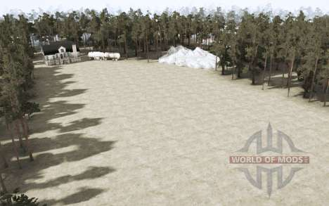 South of Nowhere para Spintires MudRunner