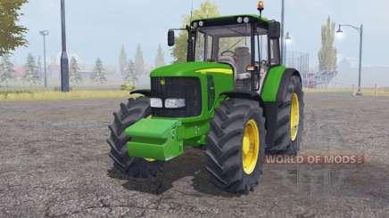 John Deere 6620 animated element para Farming Simulator 2013