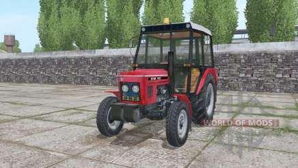 Zetor 7011 with weight para Farming Simulator 2017
