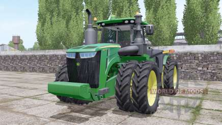 John Deere 9420R wheels selection para Farming Simulator 2017