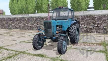 Belarús MTZ 80 el movimiento de los elementos para Farming Simulator 2017