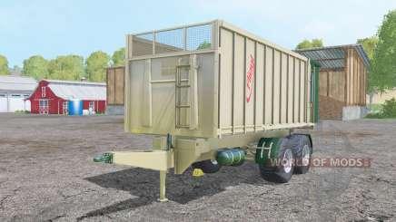 Fliᶒgl TMK 266 Toro Krone Edición para Farming Simulator 2015