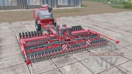 Horsƈh Pronto 9 SW para Farming Simulator 2017