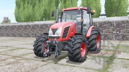 Zetor Major 80 Increased wheels para Farming Simulator 2017