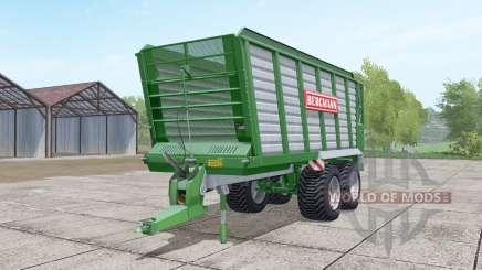 Bergmann HTW 40 dark lime green para Farming Simulator 2017