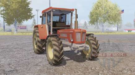 Schluter Super 1250 VL Special More Realistic para Farming Simulator 2013