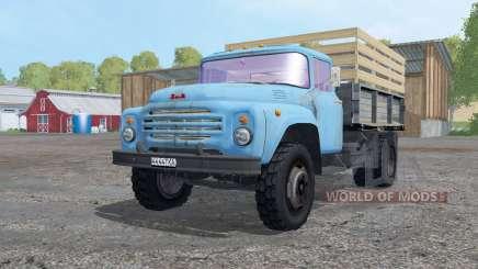 ZIL MMZ 554 ensilaje para Farming Simulator 2015