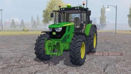 John Deere 6115M para Farming Simulator 2013
