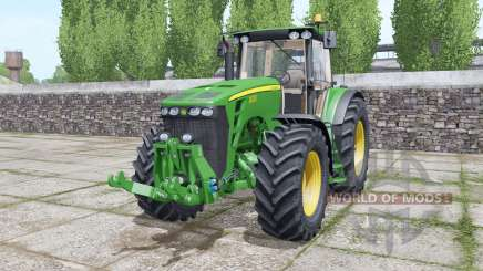 John Deere 8330 moving elements para Farming Simulator 2017