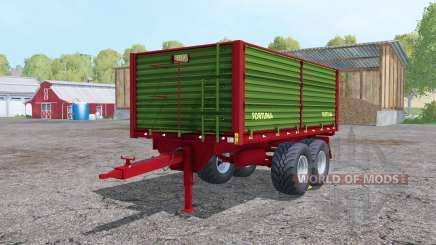 Førtuna FTD 150 para Farming Simulator 2015